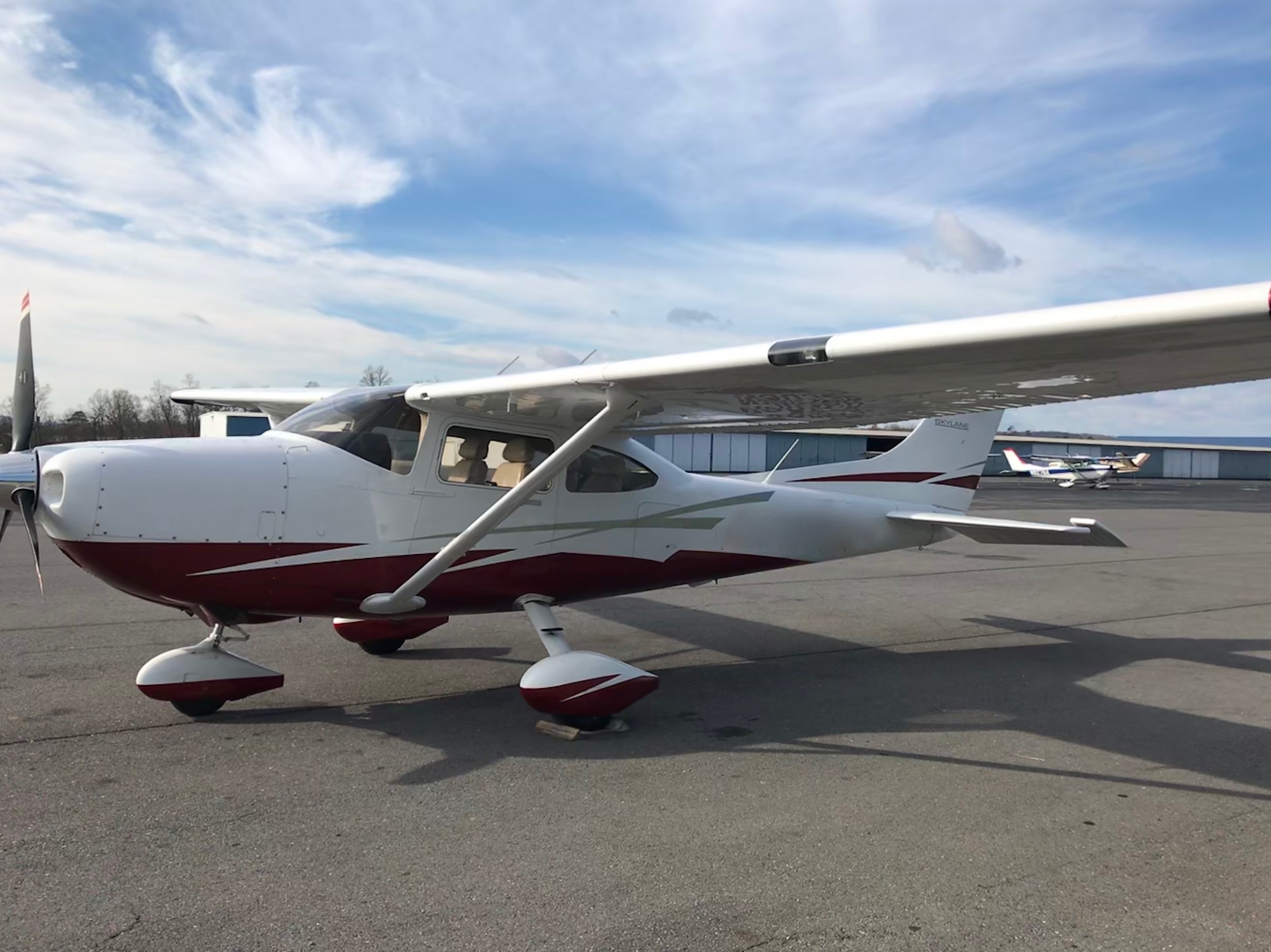 Podcast Episodes Page 3 Airplane Owner Maintenance Aircraft Wiring Harness Clamps The Induction Coupling On This Engine Needed A Little Tightening Its Always Good Idea To Check These During Annual Inspection